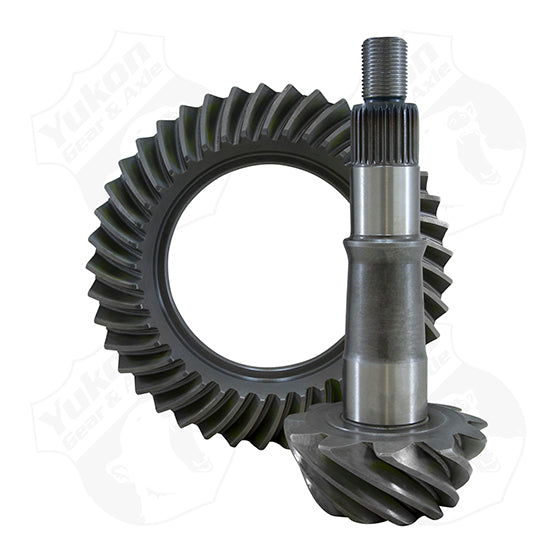High Performance Yukon Ring And Pinion Gear Set For GM 8.5 Inch And 8.6 Inch In A 4.56 Ratio Yukon Gear & Axle