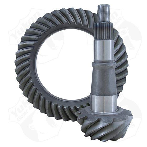 High Performance Yukon Ring And Pinion Gear Set For GM 9.25 Inch IFS Reverse Rotation In A 5.13 Ratio Yukon Gear & Axle
