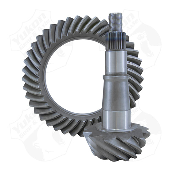 High Performance Yukon Ring And Pinion Gear Set For 14 And Up GM 9.76 Inch In A 3.23 Ratio Yukon Gear & Axle