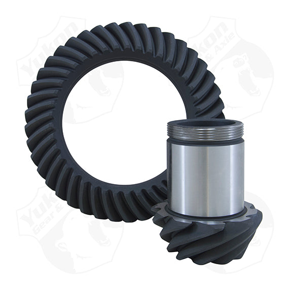 High Performance Yukon Ring And Pinion Gear Set For GM C5 Corvette In A 3.73 Ratio Yukon Gear & Axle
