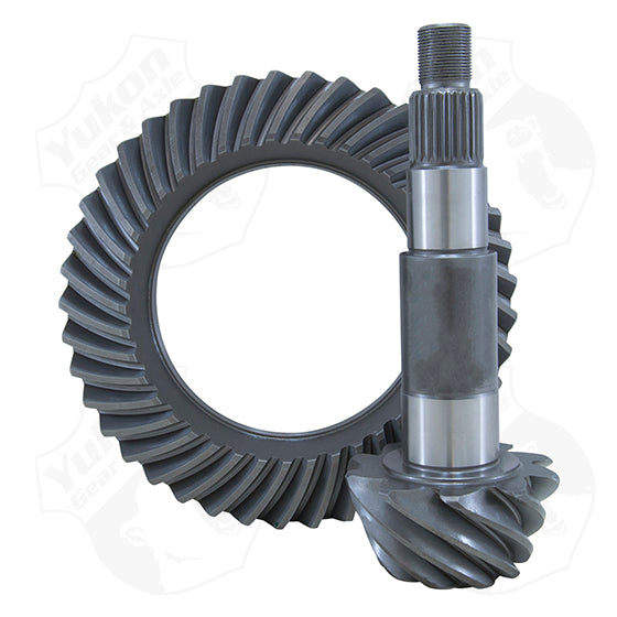 High Performance Yukon Ring & Pinion Gear Set For Model 20 In A 3.31 Ratio Yukon Gear & Axle