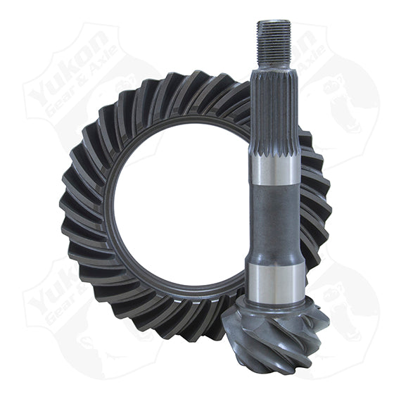 High Performance Yukon Ring & Pinion Gear Set For Suzuki Samuri In A 4.57 Ratio Yukon Gear & Axle