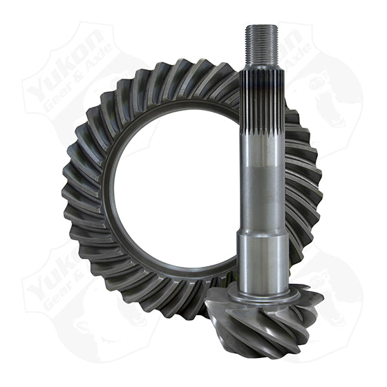 High Performance Yukon Ring & Pinion Gear Set For Toyota 8 Inch In A 5.71 Ratio 29 Spline Must Use Pinion Nut Part Number YSPPN-025 Yukon Gear & Axle