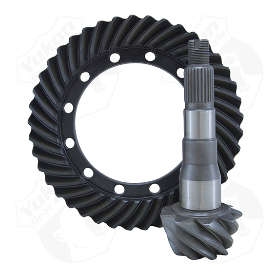 High Performance Yukon Ring & Pinion Gear Set For Toyota Land Cruiser In A 5.29 Ratio Yukon Gear & Axle