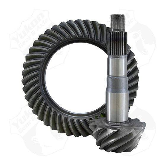 High Performance Yukon Ring & Pinion Gear Set For Toyota Clamshell Front Axle 3.73 Ratio Yukon Gear & Axle