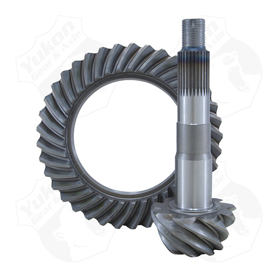 High Performance Yukon Ring & Pinion Gear Set For Toyota V6 In A 4.56 Ratio Yukon Gear & Axle