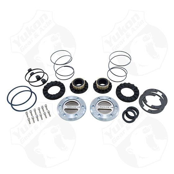 Yukon Hardcore Locking Hub Set For Dana 60 30 Spline 99-04 Ford Yukon Gear & Axle