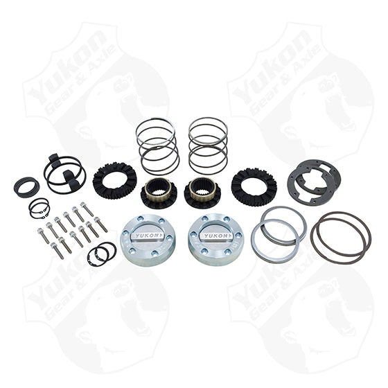 Yukon Hardcore Locking Hub Set For Dana 30 And Dana 44 30 Spline Yukon Gear & Axle