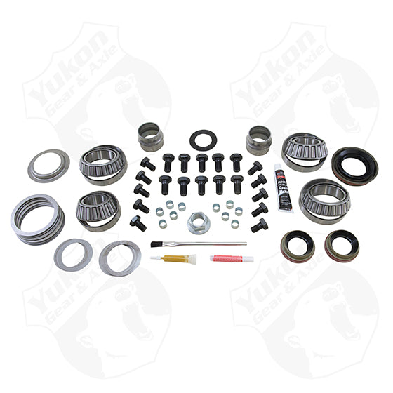 Yukon Master Overhaul Kit For Dana 44 Front 07 And Up JK Rubicon Yukon Gear & Axle
