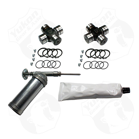 Yukon Chrome Moly Superjoint Kit Replacement For Dana 30 Dana 44 & GM 8.5 Inch Yukon Gear & Axle