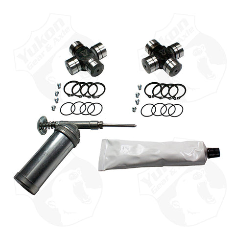 Ultimate Dana 30 Axle CV Set for Jeep Wrangler JL - w/FAD