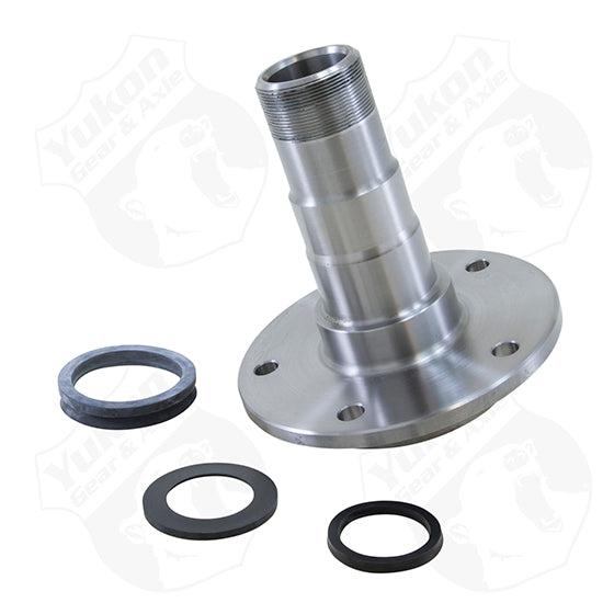 Replacement Front Spindle For Dana 60 Ford 5 Holes Yukon Gear & Axle