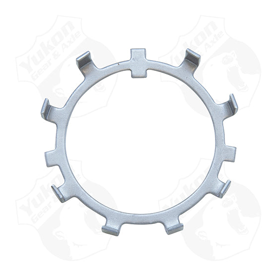 Spindle Nut Retainer 2.030 Inch I.D 8 Bent Over TABS Yukon Gear & Axle