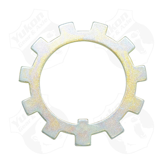 Spindle Nut Retainer Washer For Dana 60 & 70 2.020 Inch O.D 11 Outer TABS Yukon Gear & Axle