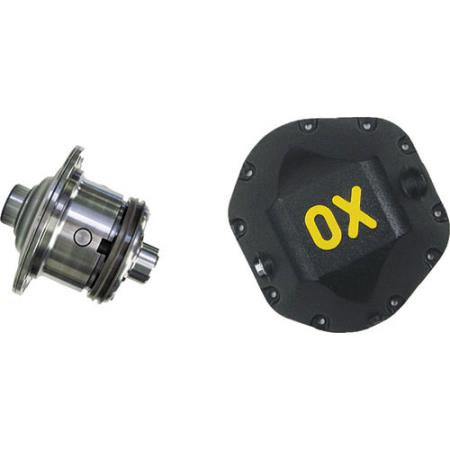 Ox Locker Dana 60 C Clip 35 Spline 4.10 Down Selectable Locker - D60-410-35C