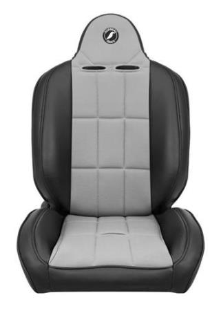Corbeau Baja RS Seat (Black/ Gray) - 66419PR