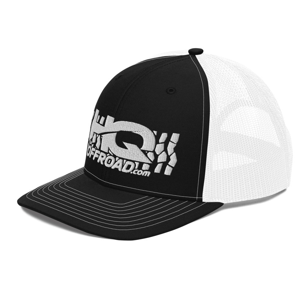 HQ Offroad Richardson Trucker Hat