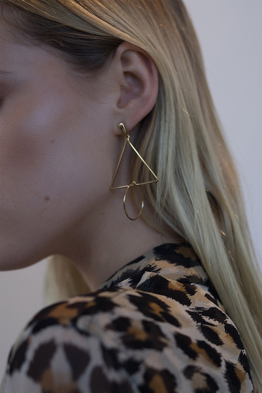 Alex Earrings | Gold Plated