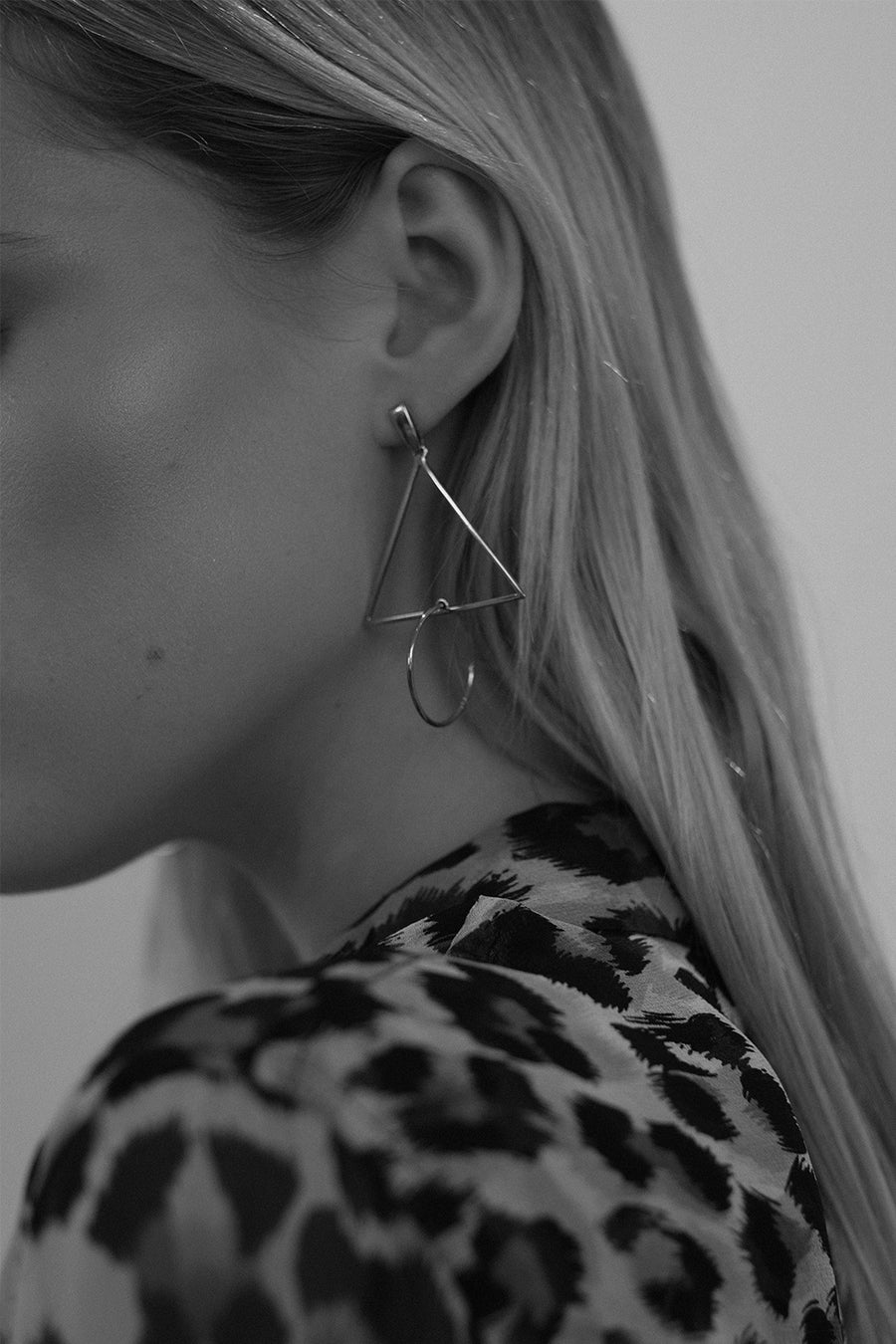 Alex Earrings | Silver