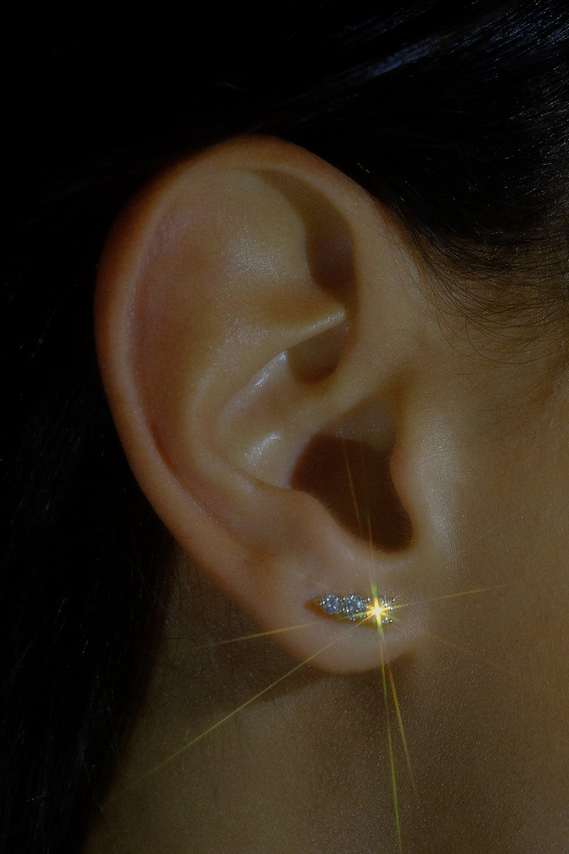 Aurora Earring | 18K Yellow Gold