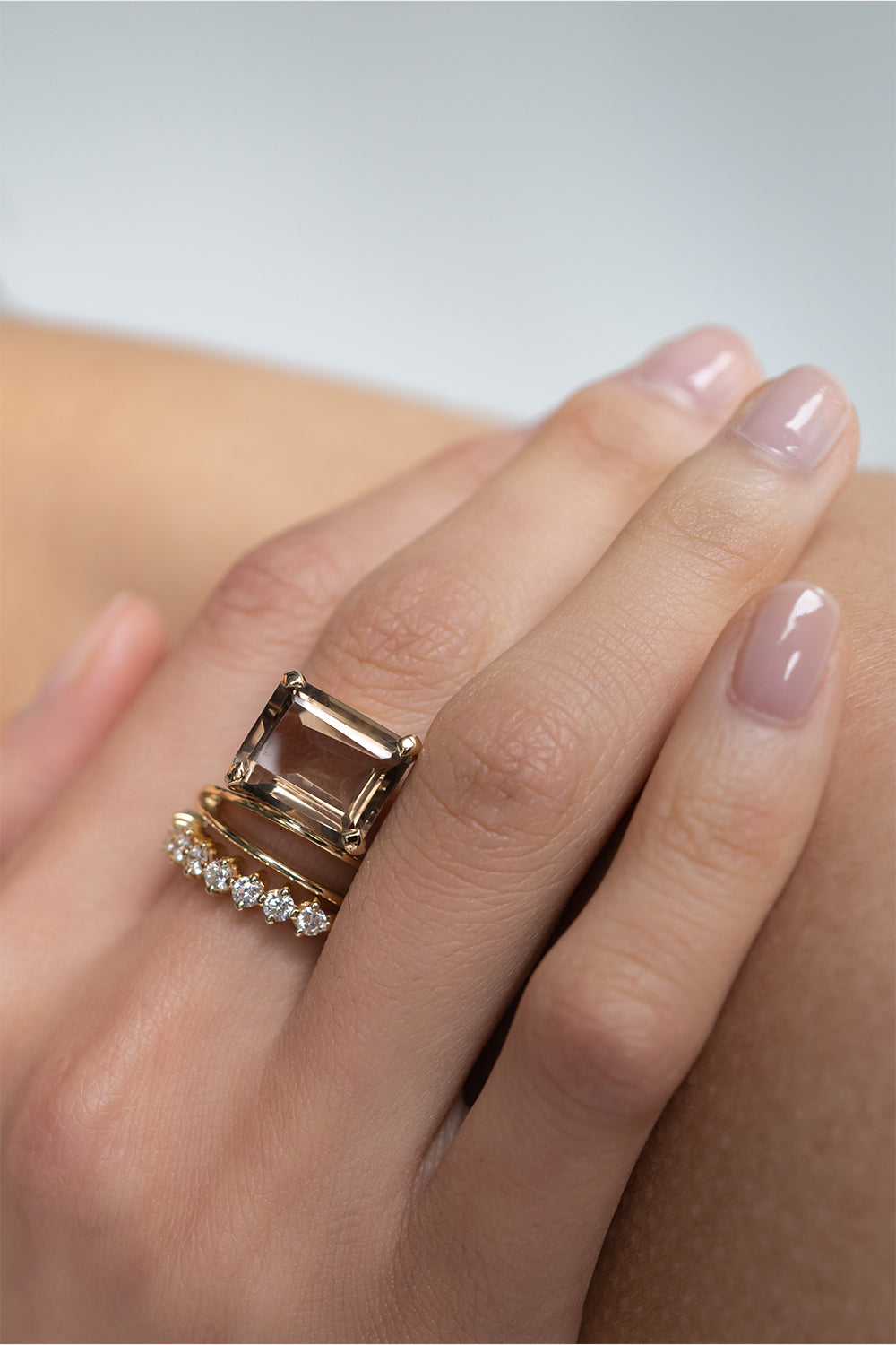 Buttercup Ring | Yellow Gold