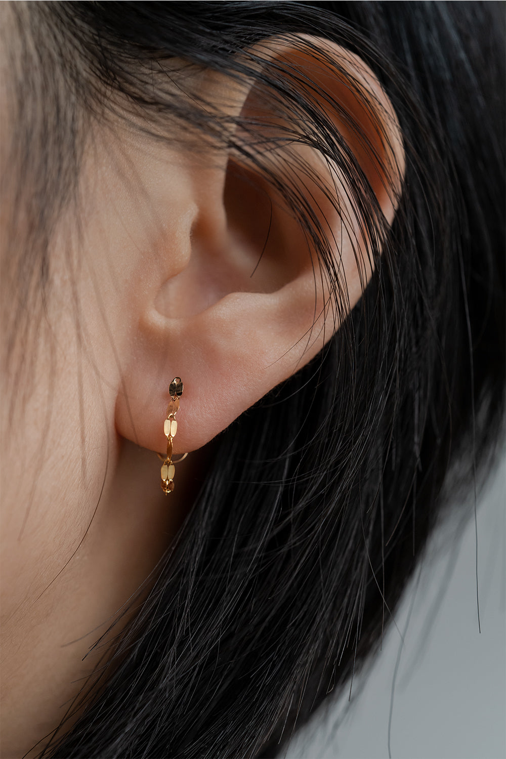 Harper Earrings | 9K Yellow Gold