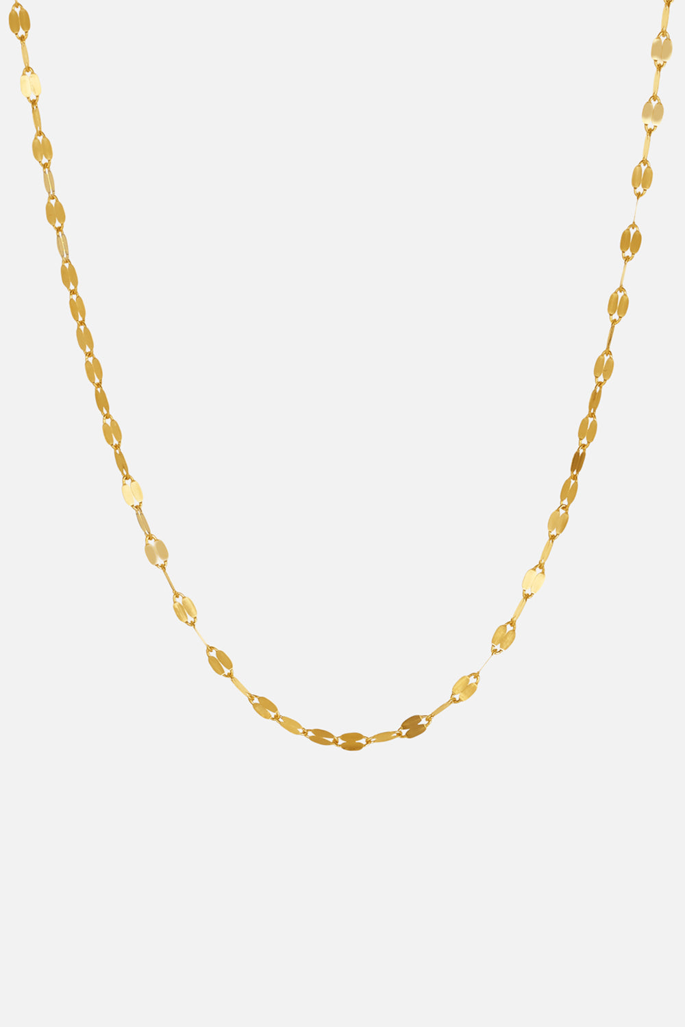 Harper Necklace | 9K Yellow Gold