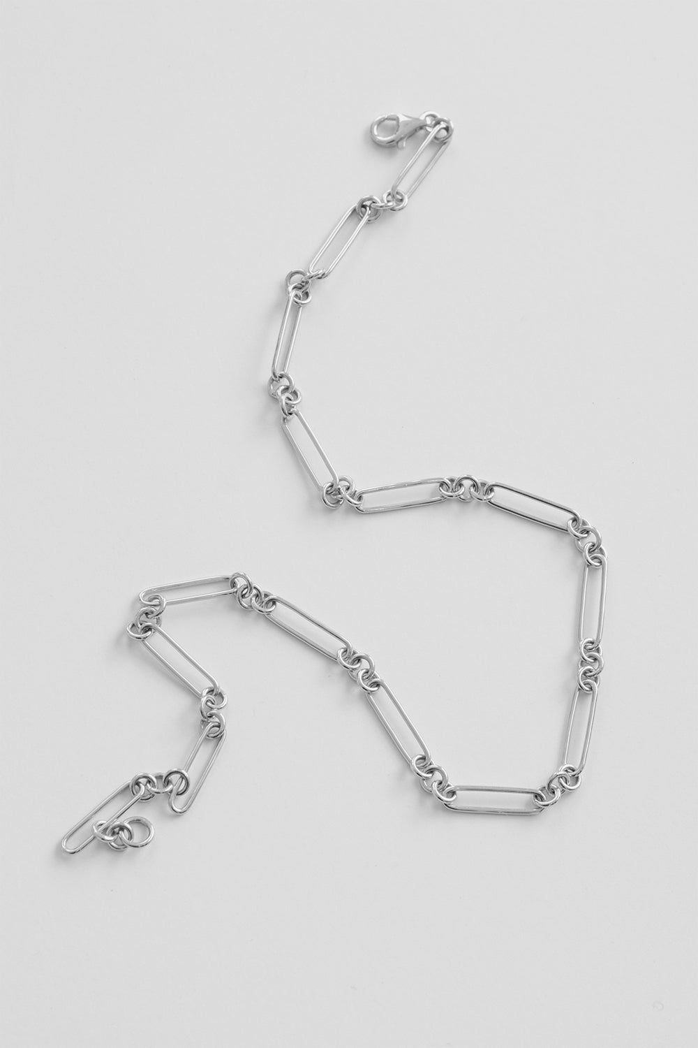 Lennox Necklace | Silver