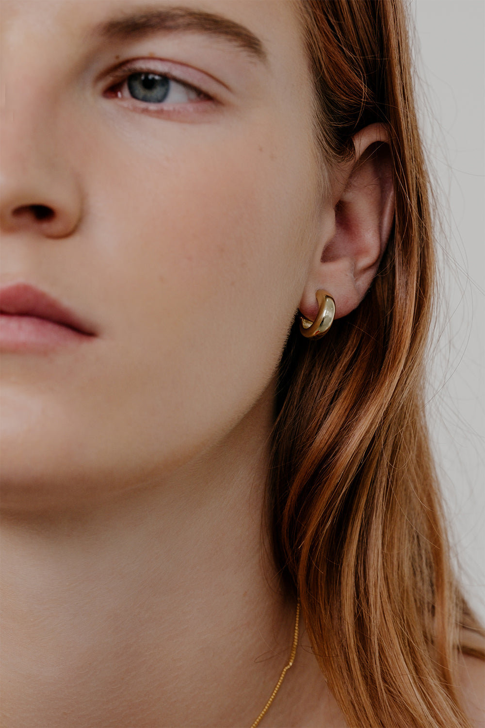 Tallows Earrings | 9K Yellow Gold