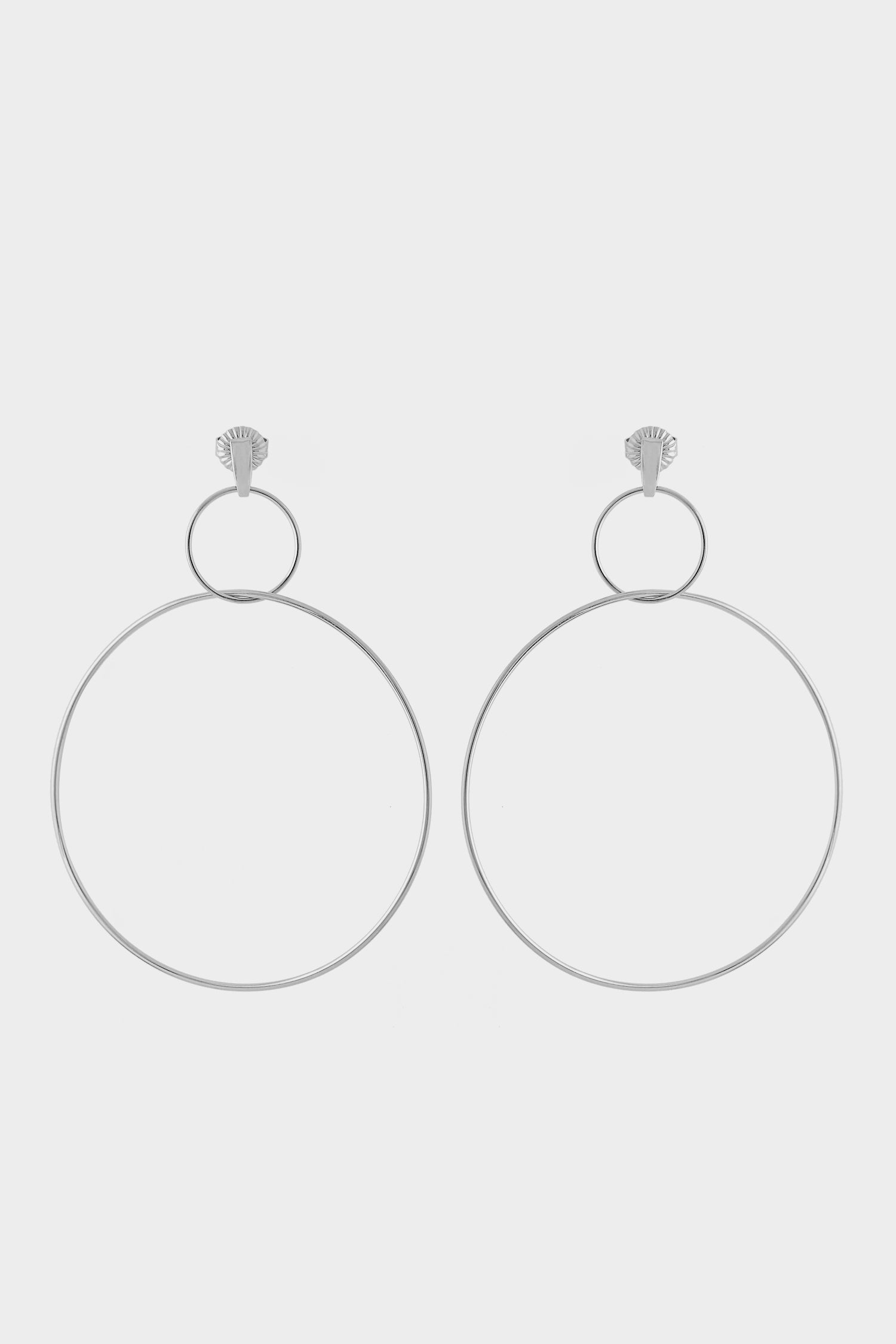 earrings grams p sterling width silver square hoop length tube rhodium weight plated