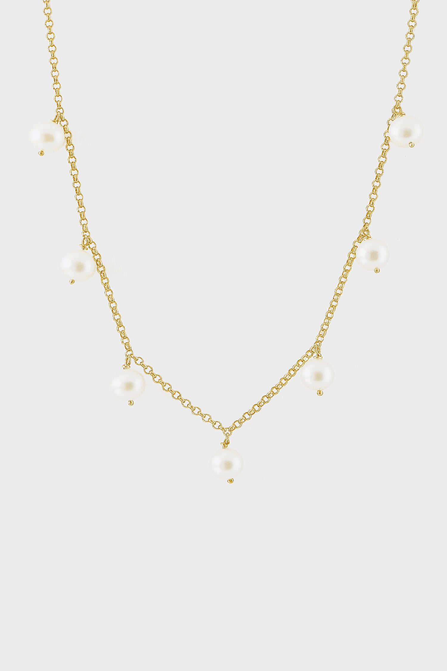 Lulu Choker | Yellow Gold
