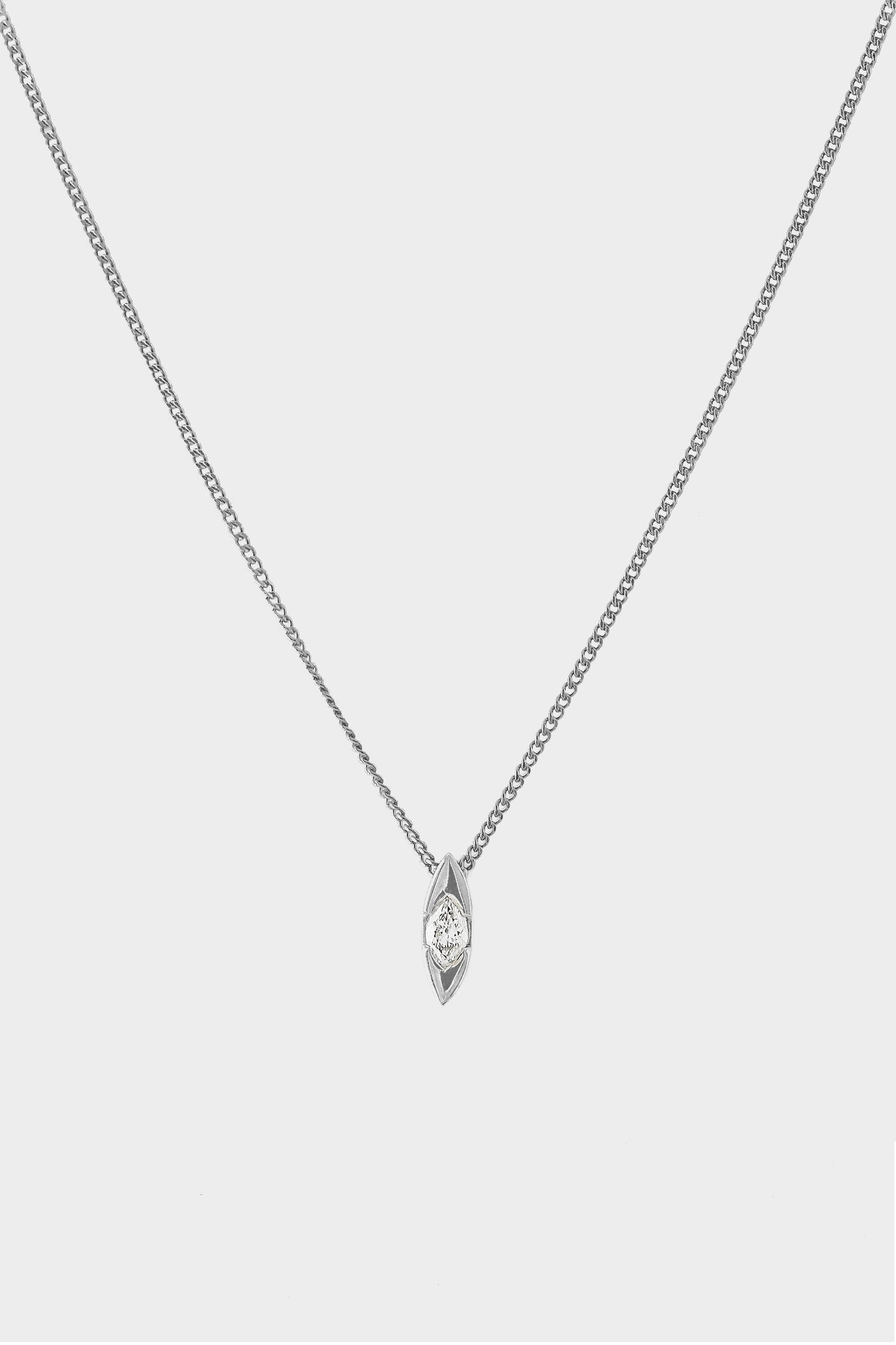 marquise yg necklace in white nl gifts yellow anniversary pendant jewelry with diamond gold