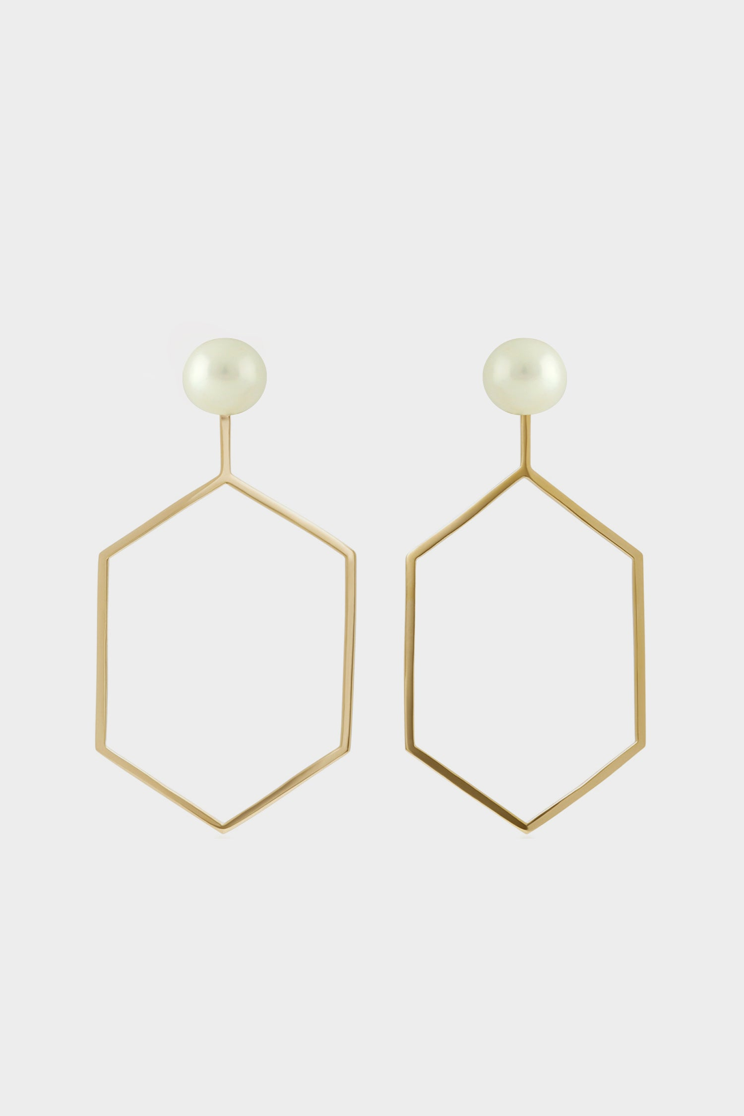 Foxy Earrings | Gold Plated
