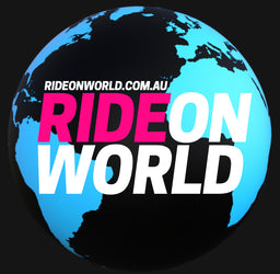Ride on World