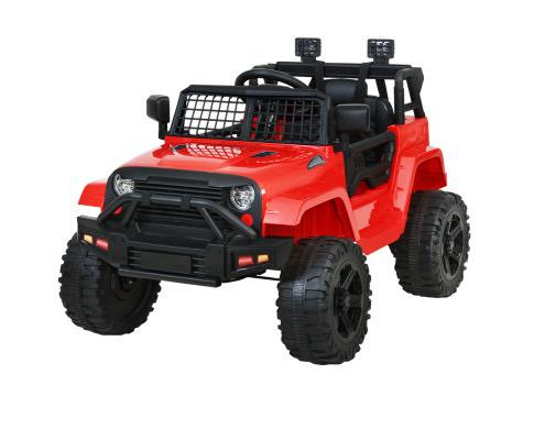 JEEP red kids ride on car Ride on World