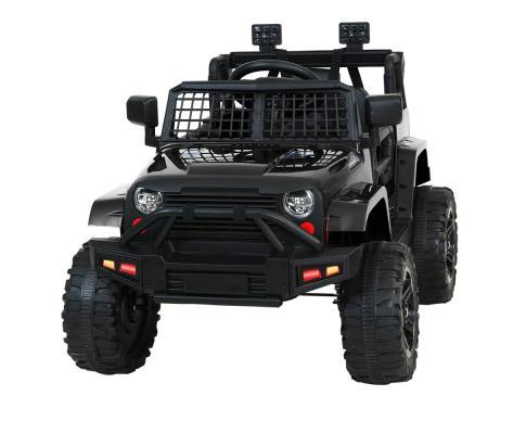 JEEP black kids ride on car Ride on World