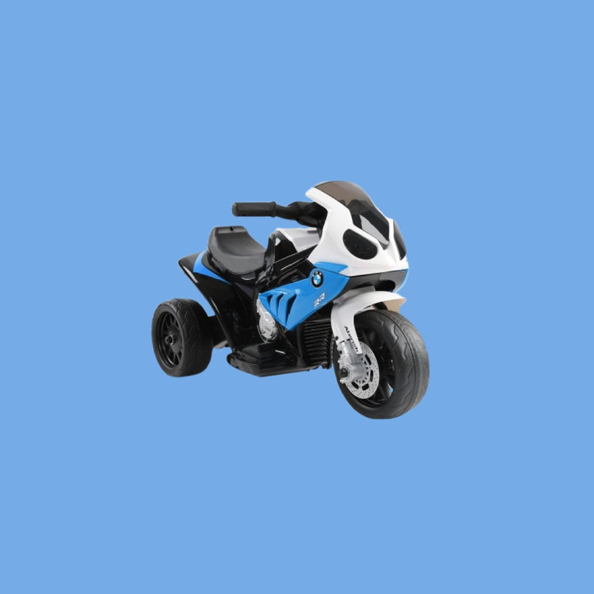 BMW Blue Kids Ride on Motorbike
