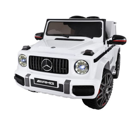 Mercedes Benz Diamond White G63 AMG