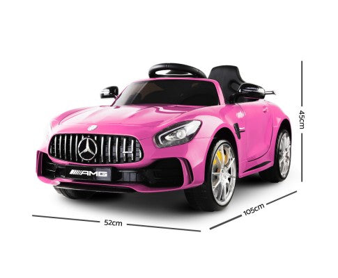 Mercedes Benz Candy Pink AMG GT R