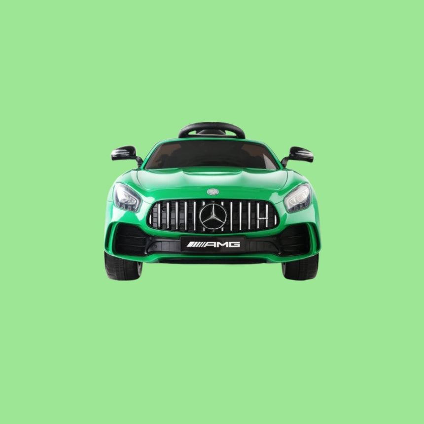 Mercedes Benz Mean Green AMG GT R