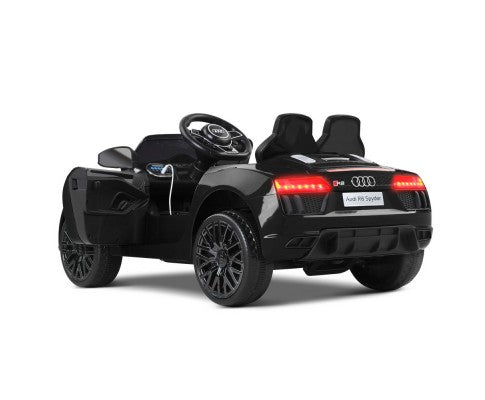 Audi R8 licensed - Black