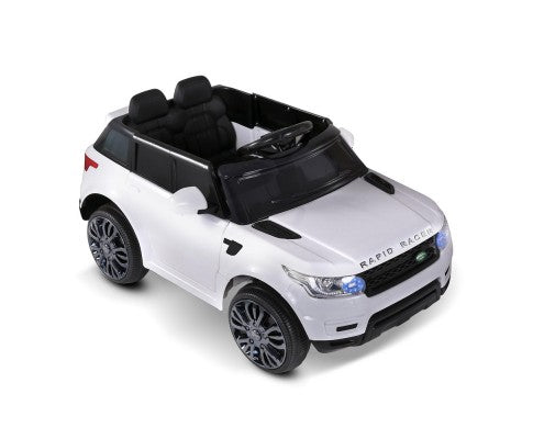 Range Rover Evoque Replica White Ride On Cars Toy Cars Kids