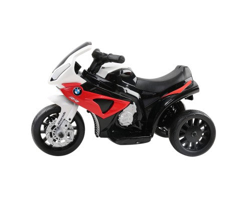 BMW Red Kids Ride on Motorbike