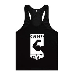 men bodybuilding clothes brands sleeveless fitness tank t shirt muscle fitness workout tank top fashion crossfit vest wear 2017