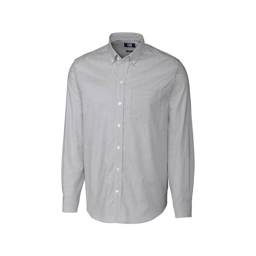 Stretch Oxford Stripe Shirt Big & Tall