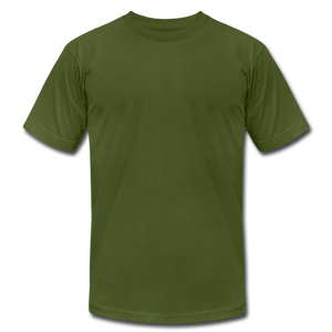 Unisex Jersey T-Shirt by Bella + Canvas - olive