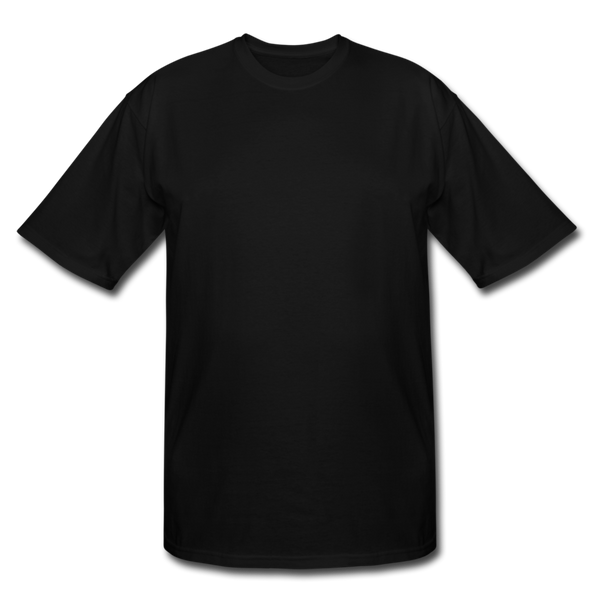 Men's Tall T-Shirt - black