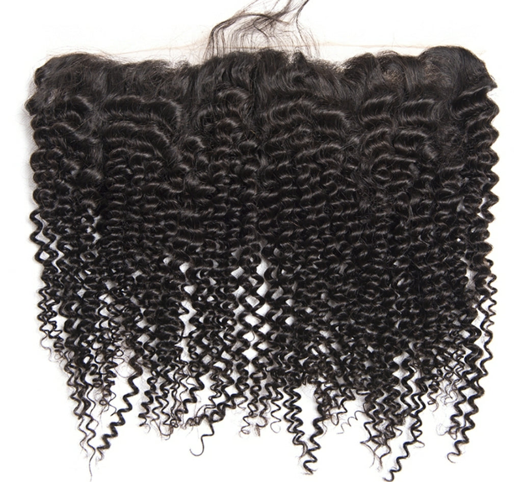 Cashmere Curly Frontal