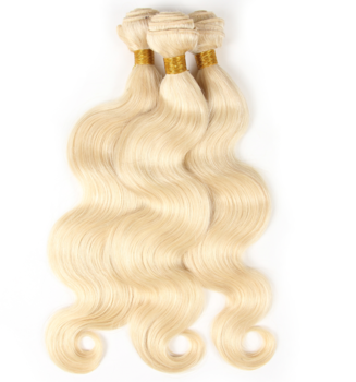 #613 Blonde Body Wave