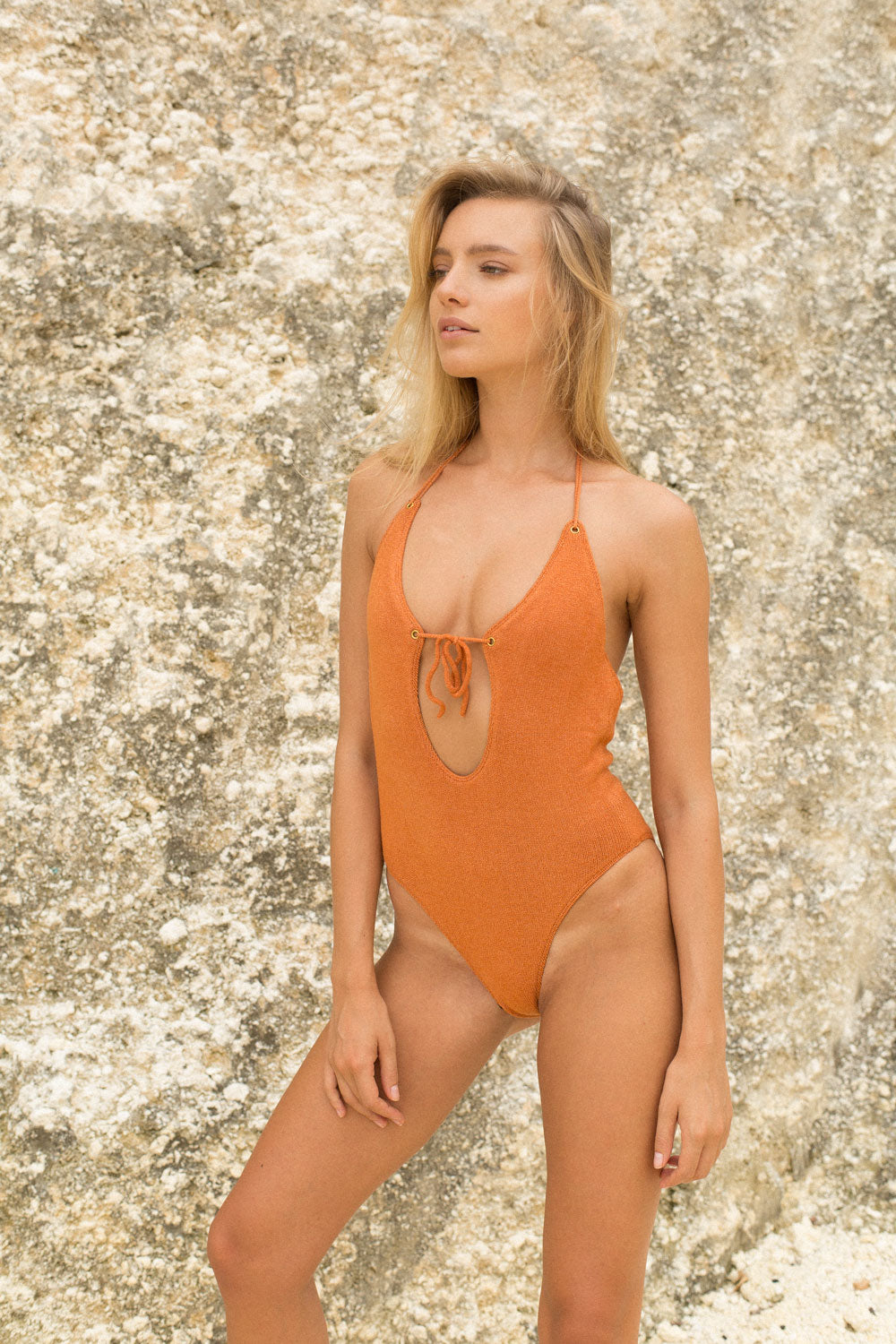 SOLAR V2 ONE PIECE - SUN ORANGE